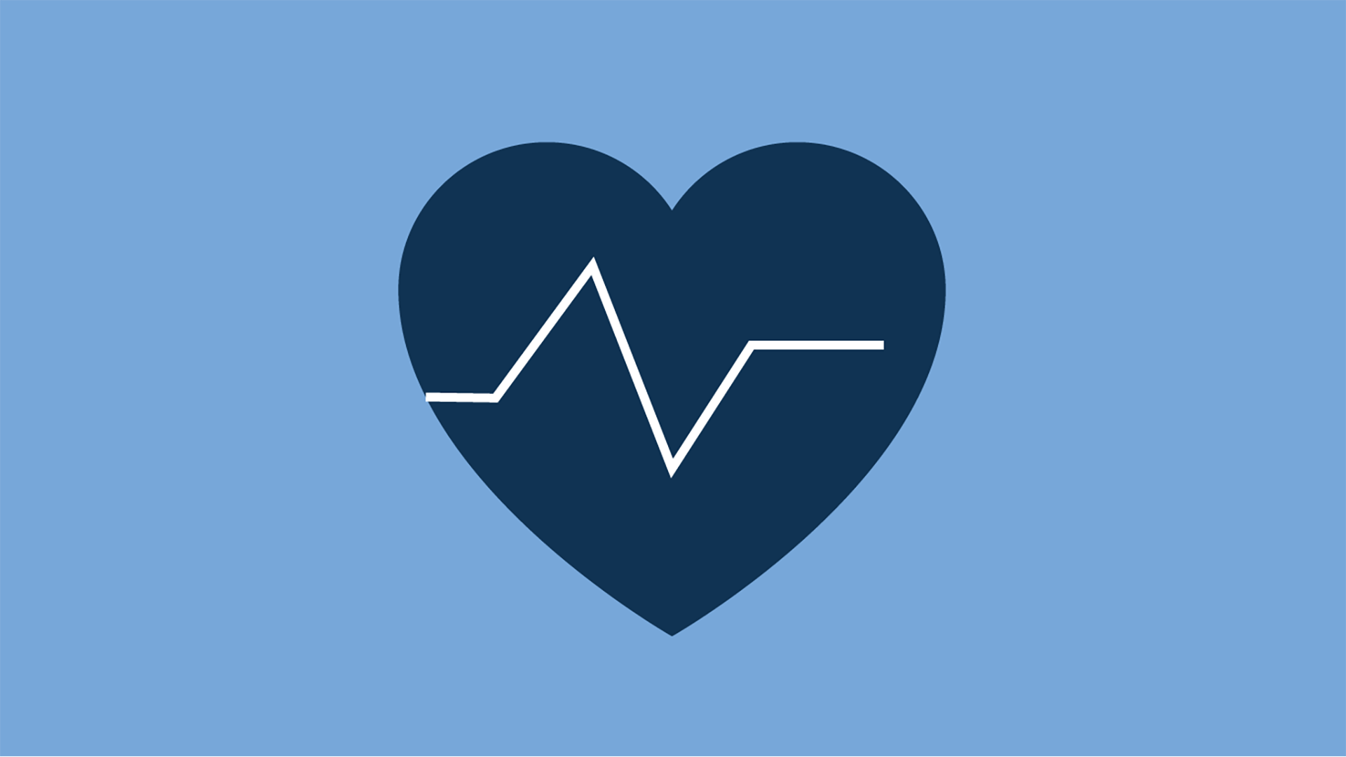 Heartbeat icon.